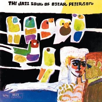 Cover The Jazz Soul Of Oscar Peterson (Remastered)