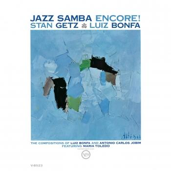 Cover Jazz Samba Encore! (Remastered)