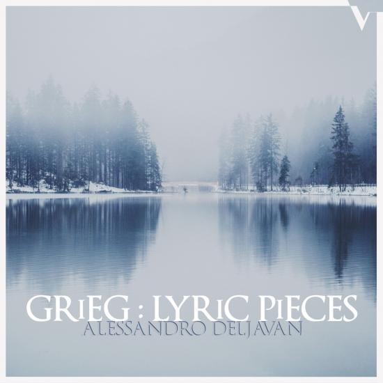 Cover Grieg: Lyric Pieces
