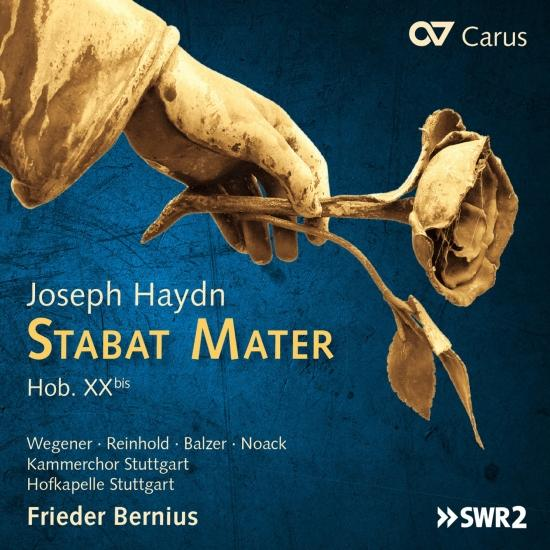 Cover Haydn: Stabat Mater, Hob. XXbis