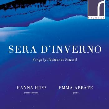 Cover Sera d'inverno: Songs by Ildebrando Pizzetti