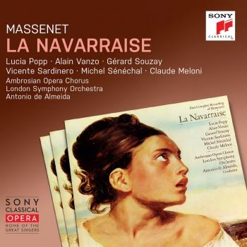 Cover Massenet: La Navarraise (Remastered)