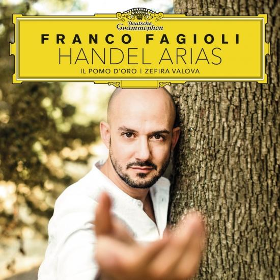 Cover Handel Arias