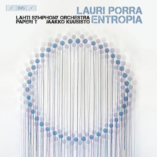 Cover Lauri Porra: Entropia