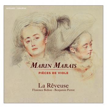 Cover Marin Marais: Pièces de viole
