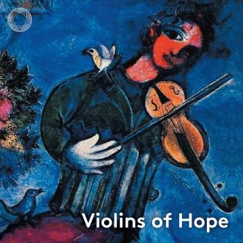 Cover Violins of Hope (Live)