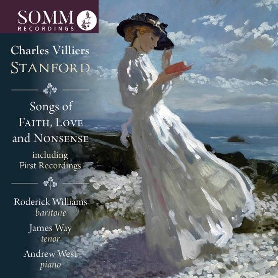 Cover Stanford: Songs of Faith, Love and Nonsense