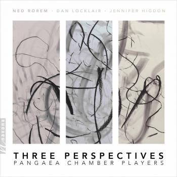 Cover Pangaea Chamber Players: Three Perspectives