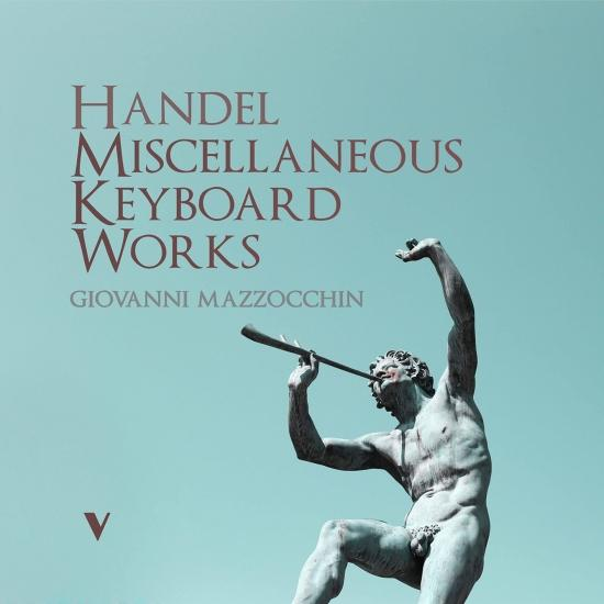 Cover Handel: Miscellaneous Keyboard Works
