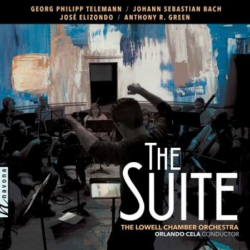 Cover The Suite