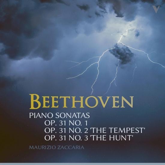Cover Beethoven: Piano Sonatas, Op. 31