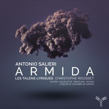 Cover Salieri: Armida