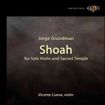Cover Jorge Grundman: Shoah