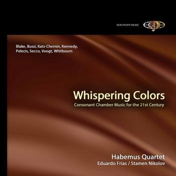 Cover Whispering Colors