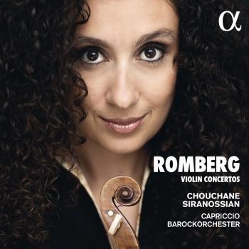 Cover Romberg: Violin Concertos