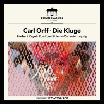 Cover Orff: Die Kluge