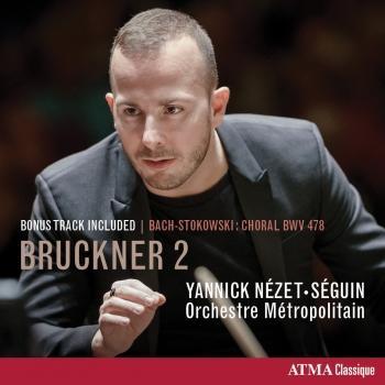 Cover Bruckner: Symphony No. 2