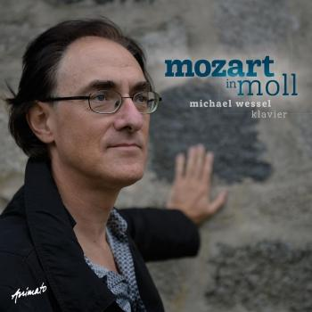 Cover Mozart in Moll