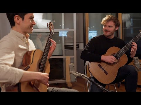 Video Andrew Blanch & Ariel Nurhadi - The Making of Alchemy