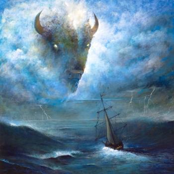 Cover White Buffalo - E.P.