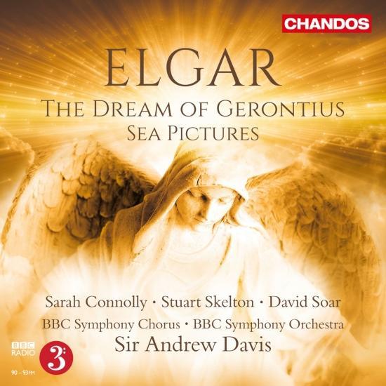 Cover Elgar: The Dream of Gerontius & Sea Pictures