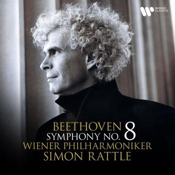 Cover Beethoven: Symphony No. 8, Op. 93 (Remastered)