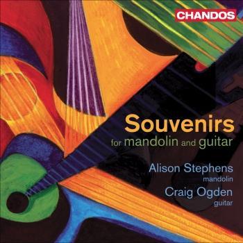 Cover Souvenirs - for Mandolin and Guitar