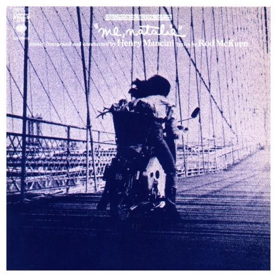 Cover Me, Natalie (The Original Sound Track Recording)