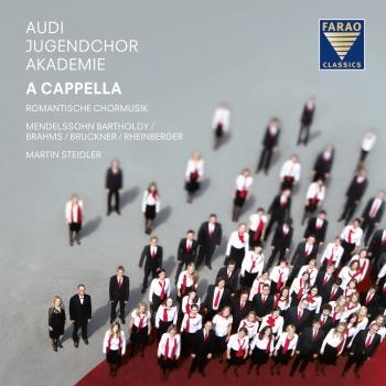 Cover A Cappella Romantische Chormusik
