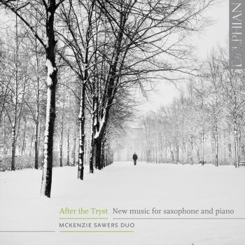 Cover After the Tryst: New Music for Saxophone & Piano