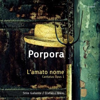 Cover Porpora: L'amato nome
