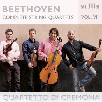 Cover Beethoven: Complete String Quartets, Vol. 7