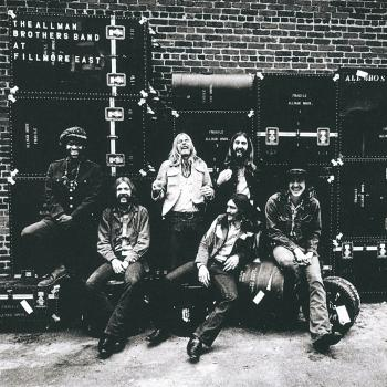 Cover The Allman Brothers Band At Fillmore East (Remastered)