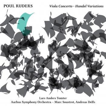 Cover Ruders: Viola Concerto & Handel Variations