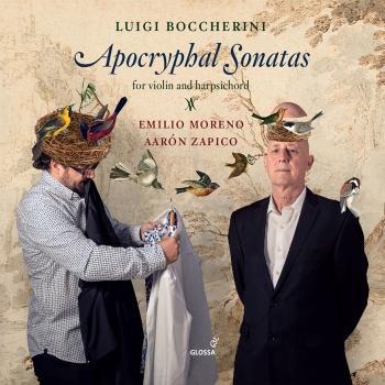 Cover Apocryphal Sonatas