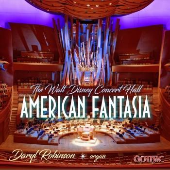 Cover American Fantasia