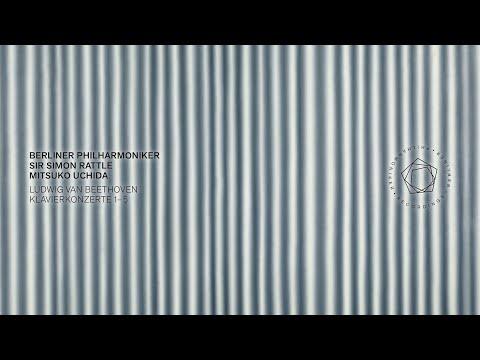 Video Beethoven's Piano Concertos with Mitsuko Uchida, Berliner Philharmoniker & Simon Rattle