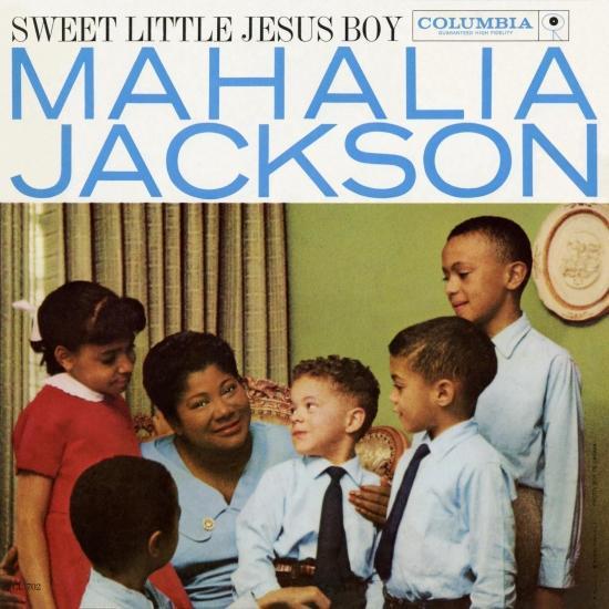 Cover Sweet Little Jesus Boy