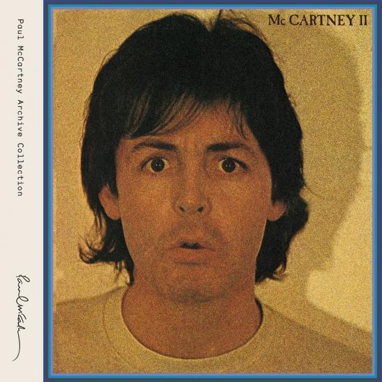 Cover McCartney II (Deluxe Edition)