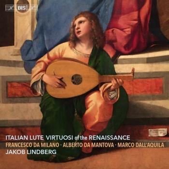 Cover Italian Lute Virtuosi of the Renaissance