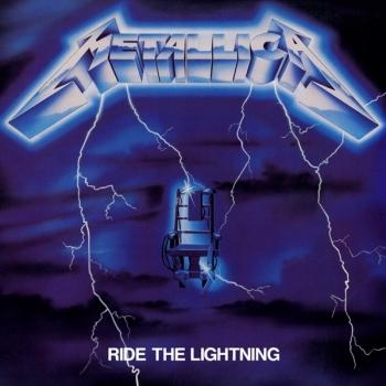 Cover Ride The Lightning (Remastered)