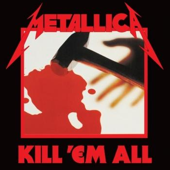 Cover Kill 'Em All (Remastered)