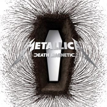 Cover Death Magnetic (Remastered)