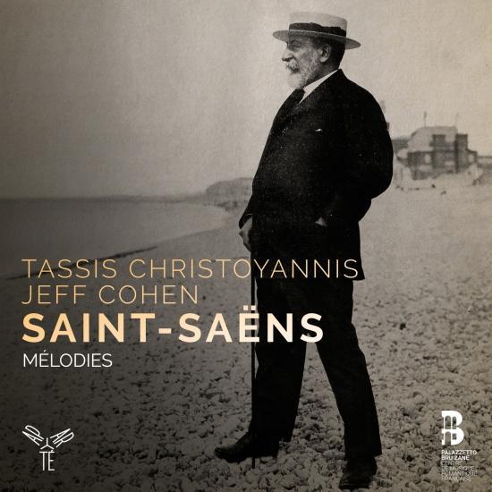 Cover Saint-Saëns: Mélodies