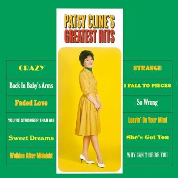 Cover Patsy Cline's Greatest Hits