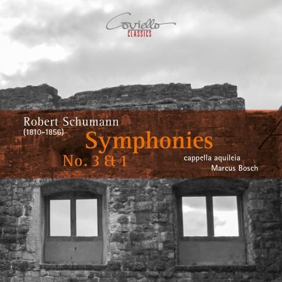 Cover Schumann: Symphonies Nos. 3 & 1