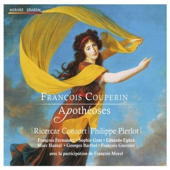 Cover François Couperin: Apothéoses