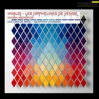 Cover Vivaldi: Les Orphelines de Venise