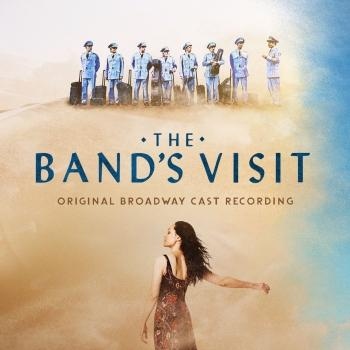 Cover The Band's Visit (Original Broadway Cast Recording)