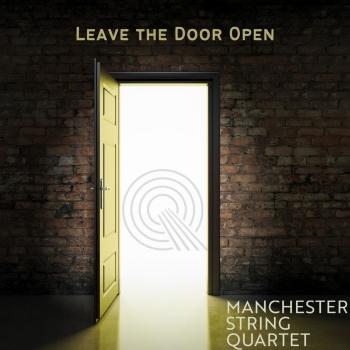 Cover Leave the Door Open